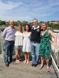 The Mawter Family 2007